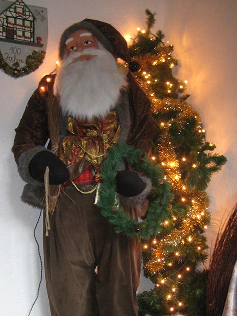 Weihnachten feiern im alten Brauhaus