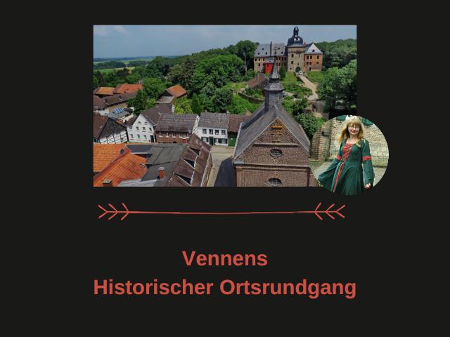 historischer Ortsrundgang Liedberg