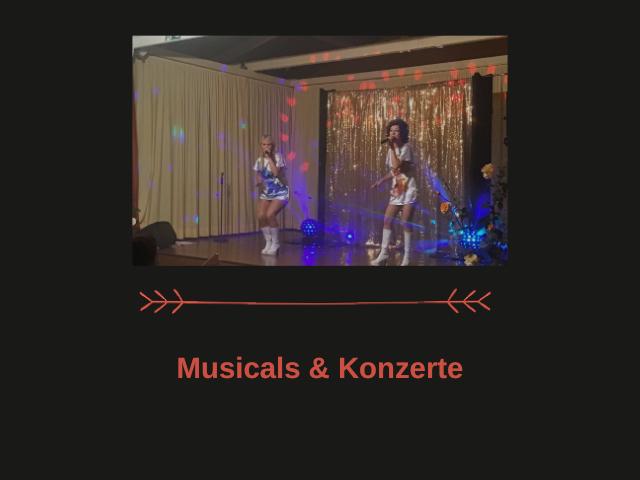 Musicals-events