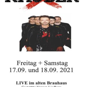Räuber Konzert 2021