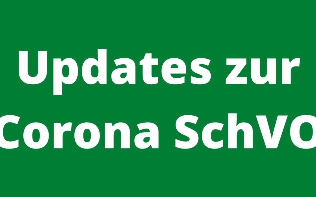 Weitere Öffnungen sind möglich Update!