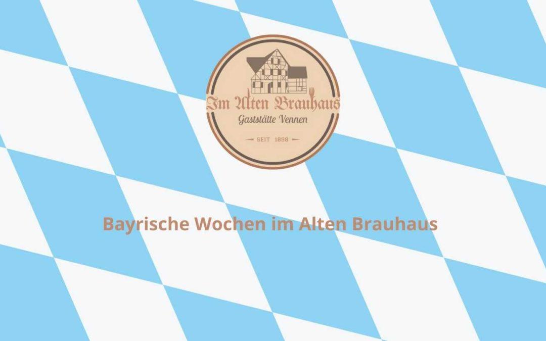 Bayrische Wochen in Liedberg